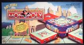 Inflatable MONOPOLY deluxe edition game table set