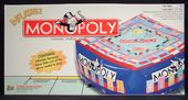 Inflatable MONOPOLY game table set