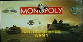 MONOPOLY United States Army edition