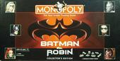 MONOPOLY Batman & Robin collector's edition