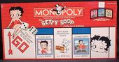 MONOPOLY the Betty Boop collector's edition