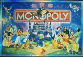 MONOPOLY the Disney edition = 大富翁迪士尼版本
