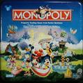 MONOPOLY the Disney Theme Park edition