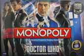 MONOPOLY Doctor Who regeneration edition