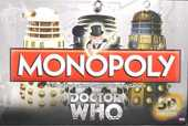 MONOPOLY Doctor Who 50th anniversary collector's edition