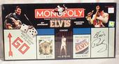 MONOPOLY Elvis 25th anniversary collector's edition