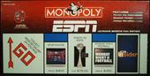 MONOPOLY ESPN ultimate sports fan edition