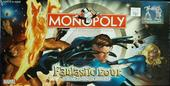 MONOPOLY Fantastic Four collector's edition