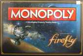 MONOPOLY Joss Whedon's Firefly