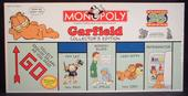 MONOPOLY Garfield collector's edition