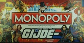 MONOPOLY G.I. Joe collector's edition