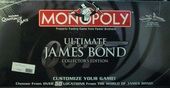 MONOPOLY ultimate James Bond collector's edition