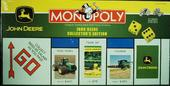 MONOPOLY John Deere collector's edition