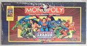 MONOPOLY Justice League America collector's edition