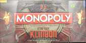 MONOPOLY Star Trek Klingon collector's edition