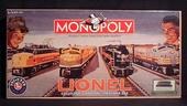 MONOPOLY Lionel collector's edition : postwar era
