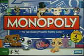 MONOPOLY Littlest Pet Shop edition