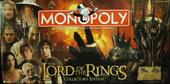 MONOPOLY the lord of the rings collector's edition
