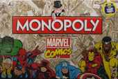 MONOPOLY Marvel comics