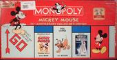 MONOPOLY Mickey Mouse 75th anniversary collctor's edition