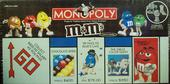 MONOPOLY M&M's collector's edition