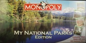 MONOPOLY my national parks editon