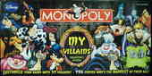 MONOPOLY my [Disney] villains collector's edition