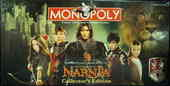 MONOPOLY the Chronicles of Narnia collector's edition