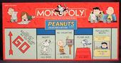 MONOPOLY Peanuts collector's edition