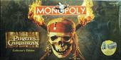 MONOPOLY Disney Pirates of the Caribbean collector's edition