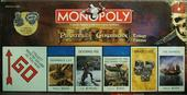 MONOPOLY Disney Pirates of the Caribbean Trilogy edition