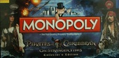 MONOPOLY Pirates of the Caribbean On Stranger Tides collector's edition