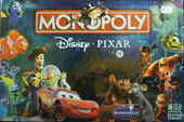 MONOPOLY Disney・PIXAR [German edition]