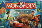 MONOPOLY Disney・PIXAR [Japanese] edition = ディズニー・ピクサー モノポリー