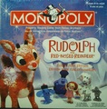 MONOPOLY Rudolph the red-nosed reindeer collector's edition