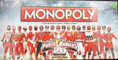 MONOPOLY Saban's Power Rangers 20 anniversary edition