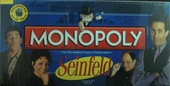 MONOPOLY Seinfeld collector's edition
