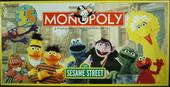 MONOPOLY Sesame Street 35th anniversary collector's edition