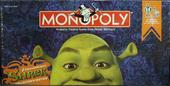 MONOPOLY DreamWorks Shrek collector's edition