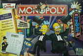 MONOPOLY the Simpsons [German] edition