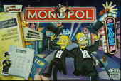 MONOPOL the Simpsons [Norwegian edition]