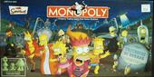 MONOPOLY the Simpsons Treehouse of Horror collector's  edition