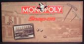 MONOPOLY Snap-on collector's edition