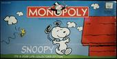 MONOPOLY Snoopy it's a dog's life collector's edition