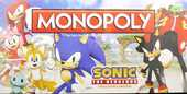 MONOPOLY Sonic the Hedgehog collector's edition