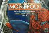 MONOPOLY Spider-man [German] edition