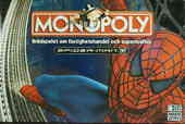MONOPOLY Spider-man [Swedish edition]