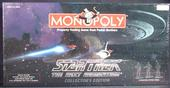 MONOPOLY Star Trek the next generation collector's edition