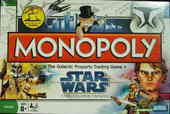 MONOPOLY Star Wars the Clone Wars [edition]