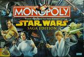 MONOPOLY Star Wars Saga edition